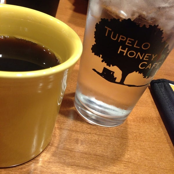 Photo taken at Tupelo Honey Cafe by Ryan E. on 6/8/2014