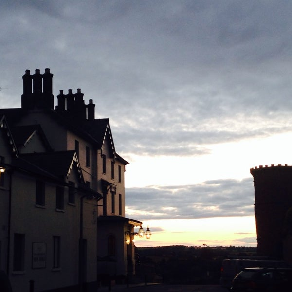 Photo taken at Ross-on-Wye by Mary C. on 7/29/2014