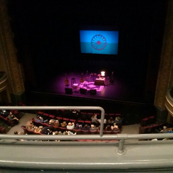 Photo taken at Fitzgerald Theater by Chet K. on 10/13/2014