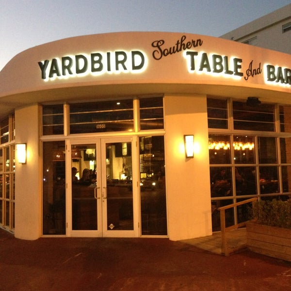 Photo taken at Yardbird Southern Table & Bar by Jay T. on 12/19/2012