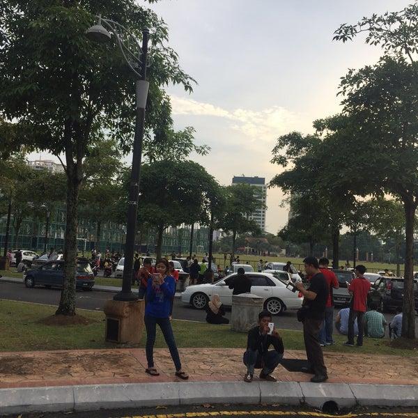 Photo taken at Taman Rekreasi Pudu Ulu by Rody on 8/11/2016