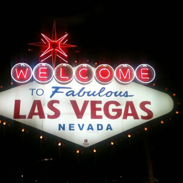 Photo taken at The Las Vegas Strip by Paul H. on 6/1/2013
