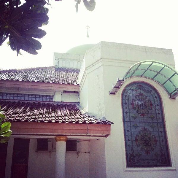 Photo taken at Pulau Pramuka by AhmadEsty T. on 11/22/2014