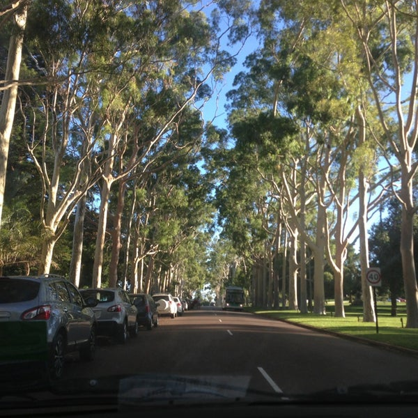 Photo taken at Kings Park and Botanic Garden by Eliza W. on 2/3/2013