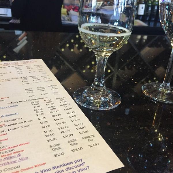Photo taken at Su Vino Winery by Bernice K. on 4/12/2016
