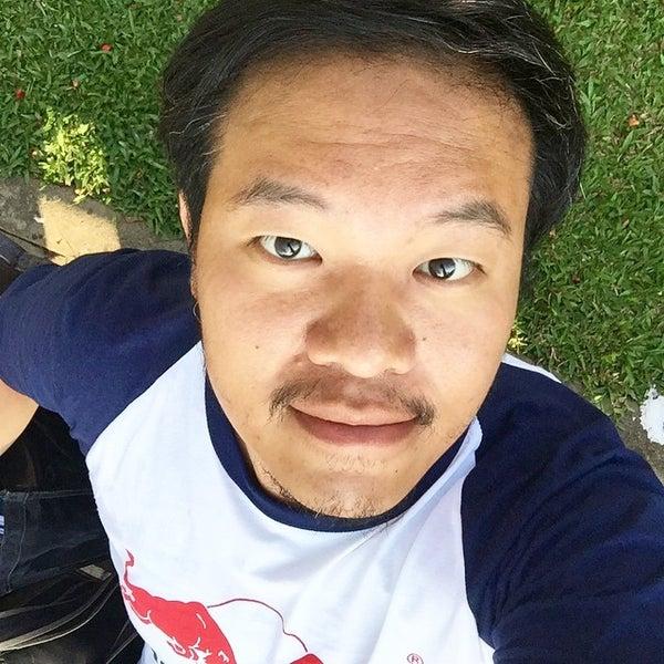 Photo taken at สวนสมเด็จพระนางเจ้าสิริกิติ์ฯ (Queen Sirikit Park) by punpun s. on 4/18/2015