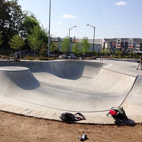 Historic Fourth Ward Skatepark