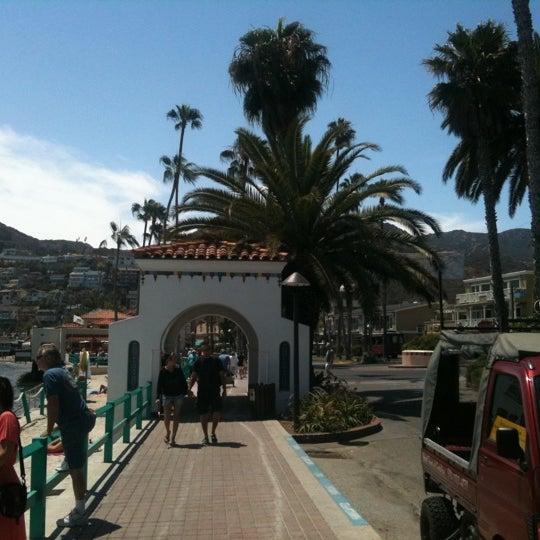 Photo taken at Santa Catalina Island by Cody F. on 7/2/2013