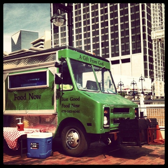 Food Truck Atlanta Five Points