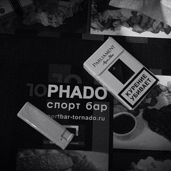 "Photo taken at Спорт-бар «ТОРНАДО"" by Glasha R. on 9/20/2013"