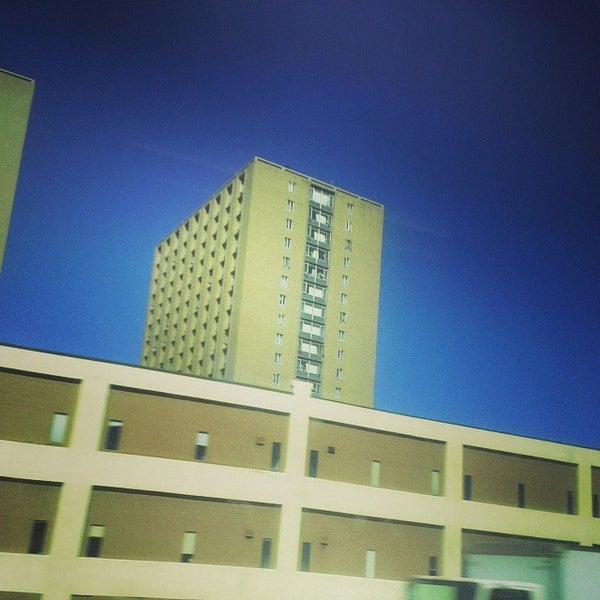 Photo taken at Boston University Photonics Center by Ukemeabasi E. on 9/22/2014