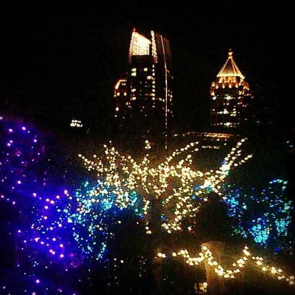 Photo taken at Atlanta Botanical Garden by Tamara N. on 11/22/2012