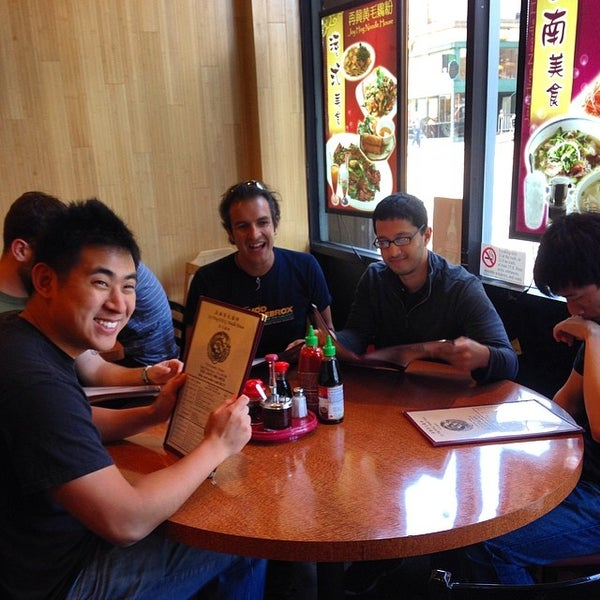 Photo taken at Joy Hing B.B.Q. Noodle House by Harlan C. on 5/9/2014