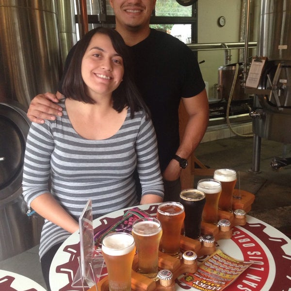 Photo taken at Central Coast Brewing by Anthony M. on 11/10/2014