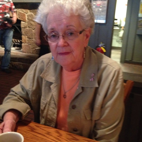 Photo taken at Cracker Barrel Old Country Store by Gay C. on 4/5/2014