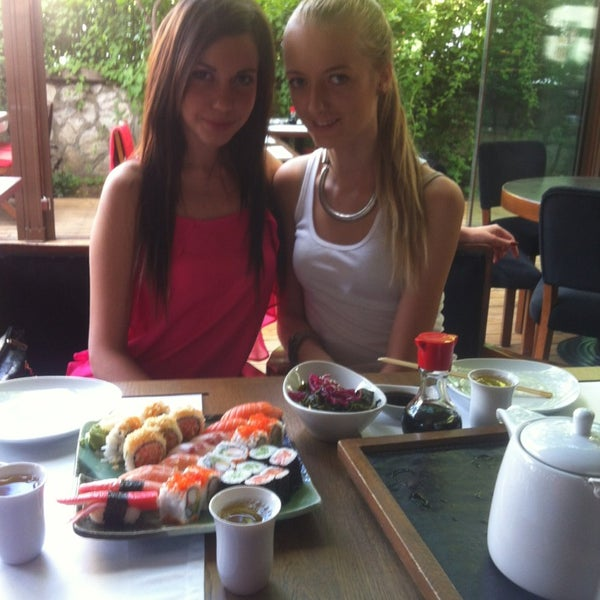 Photo taken at Sushico by Мария П. on 6/23/2014