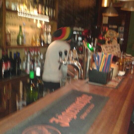 Photo taken at Bobek Cafe by Péter S. on 12/30/2012