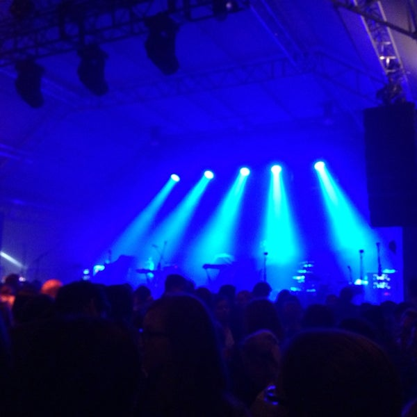 Photo taken at TonHalle by Marc O. on 3/19/2014