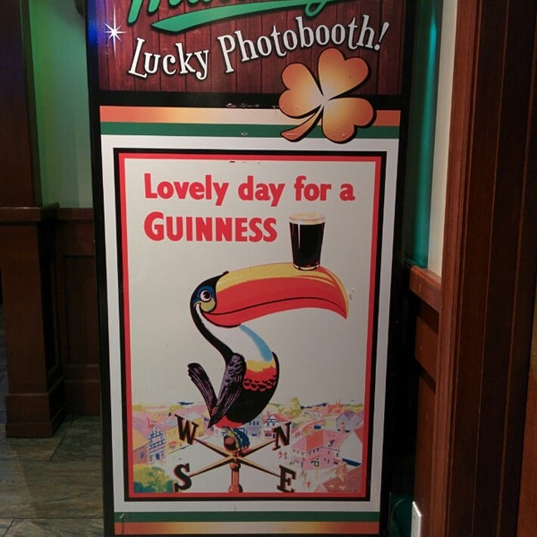 Photo taken at Malarky's Irish Pub by Rob G. on 2/5/2014