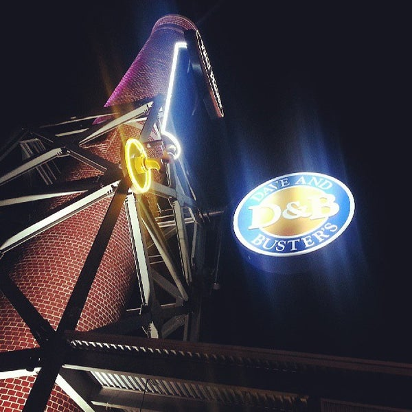 Photo taken at Dave & Buster's by MsChi C. on 6/2/2013