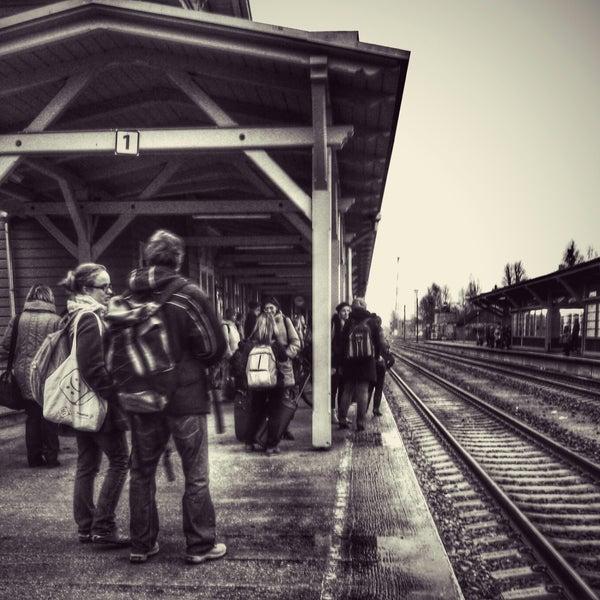 Photo taken at Tartu Raudteejaam by Rauno R. on 11/14/2014