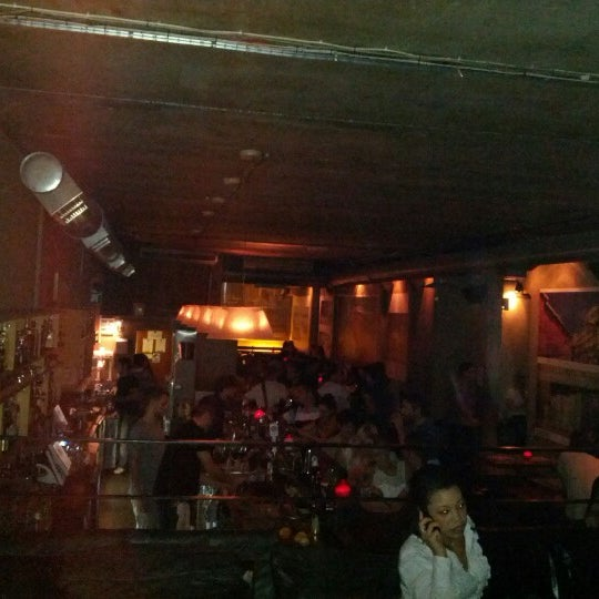 Photo taken at Hoxton Square Bar & Kitchen by Zilton J. on 8/23/2012