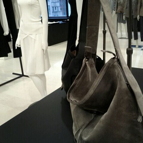 Photo taken at Barneys New York by aika n. on 3/25/2012