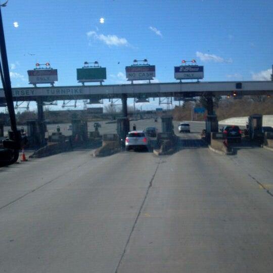 New Jersey Turnpike Newark Newark Airport And Port