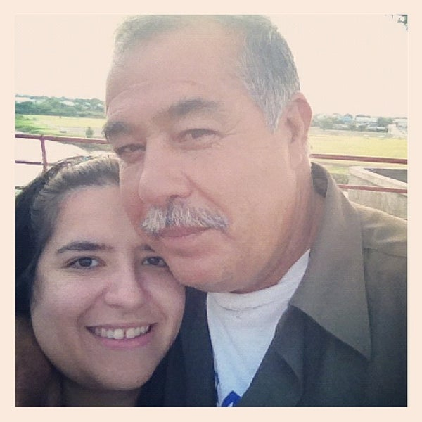 Photo taken at USA Border To Mexico by Carolina W. on 6/3/2012