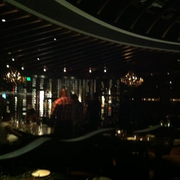 Photo taken at Jean Georges Steakhouse by Paul A. on 7/19/2015