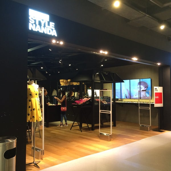 Stylenanda japan store location