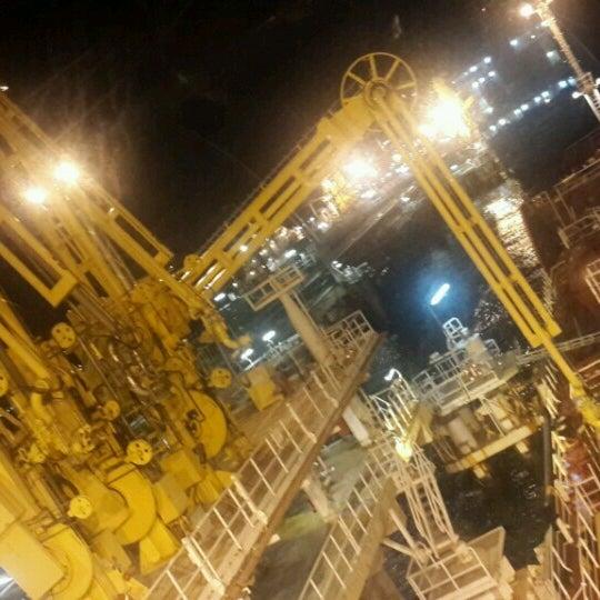 Photo taken at Port de Tarragona by Eyüp Ş. on 8/16/2016