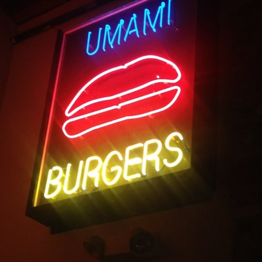 Photo taken at Umami Burger by Steven G. on 11/6/2012