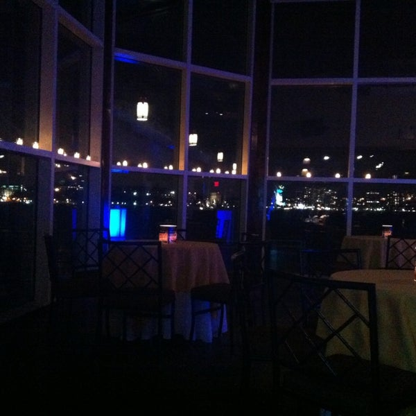 Photo taken at The Lighthouse at Chelsea Piers by Barbara on 11/21/2013