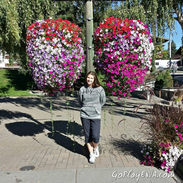 Photo taken at Town of Leavenworth by Clay G. on 9/3/2015