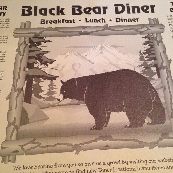 Photo taken at Gilbert Black Bear Diner by Secily D. on 11/23/2013