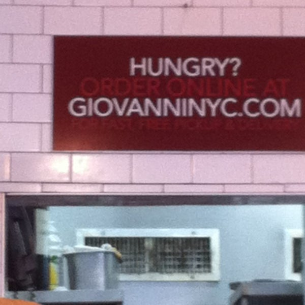 Photo taken at Giovanni's Restaurant by Nondas S. on 7/15/2013