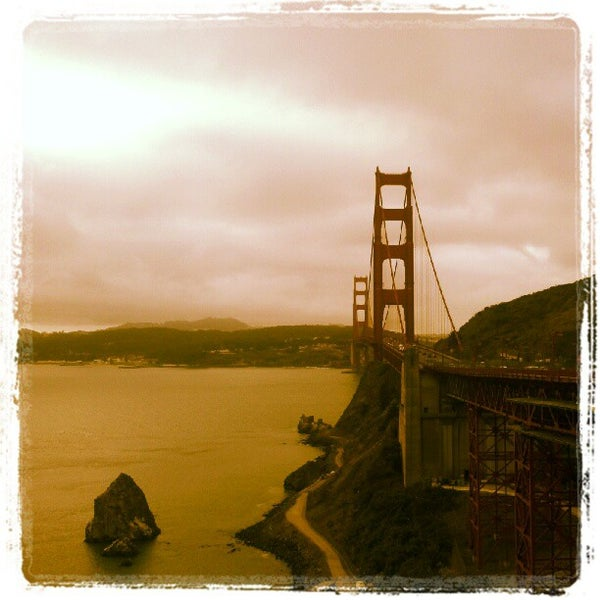 Photo taken at Vista Point by Pamela G. on 10/4/2012