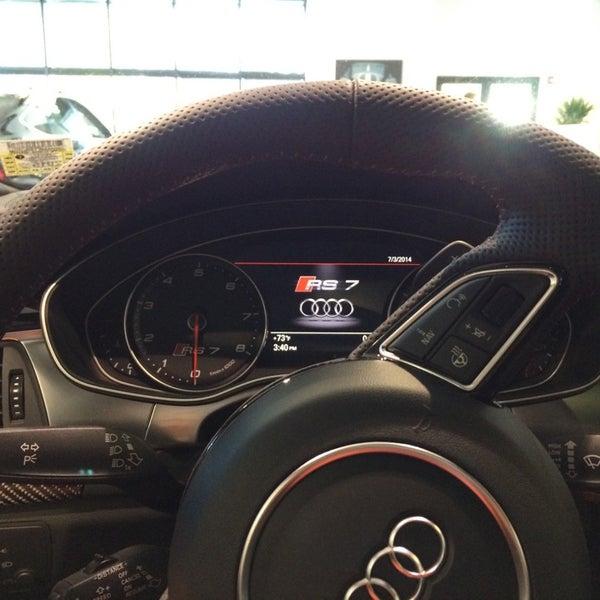 Biener Audi Auto Dealership In Great Neck