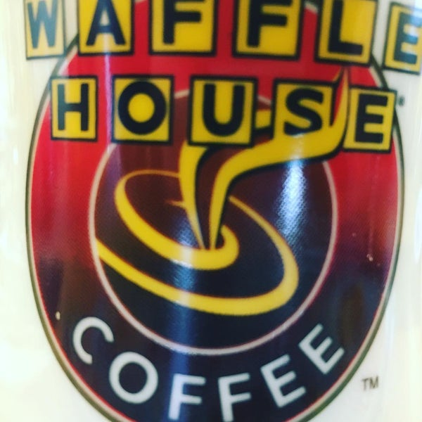 Photo taken at Waffle House by Miles T. on 12/28/2015