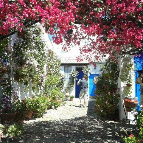 Casa patio de la calle marroquies 6 historic site in c rdoba - Casas marroquies ...