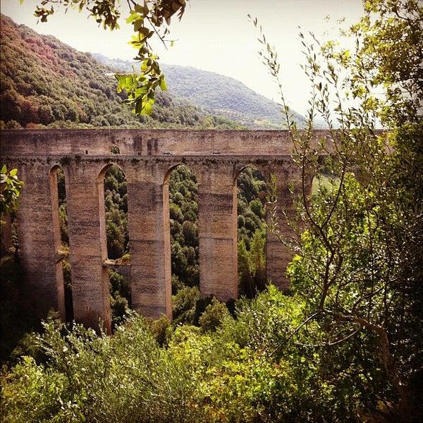 Photo taken at Ponte Delle Torri by Yoichiro H. on 9/27/2012