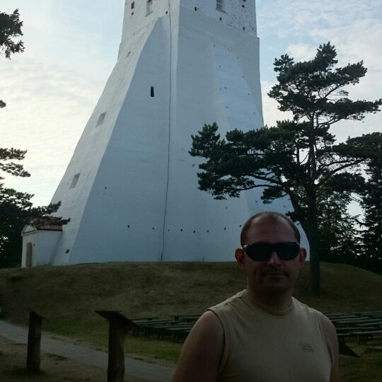 Photo taken at Kõpu tuletorn  | Kõpu Lighthouse by Deniss K. on 7/27/2014