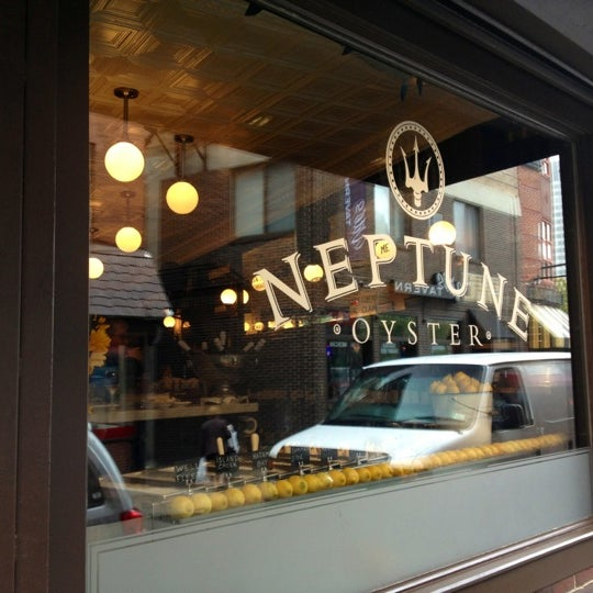 Neptune Oyster - North End - 309 tips