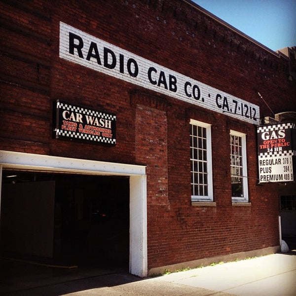 Open Gas Stations Near Me >> Radio Cab Company - Northwest District - 1613 NW Kearney St