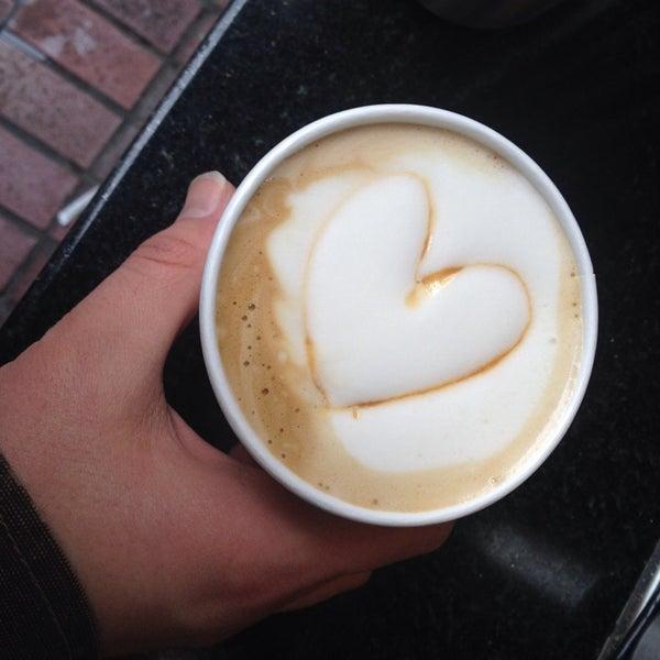 Photo taken at Peet's Coffee & Tea by James A. on 2/14/2014