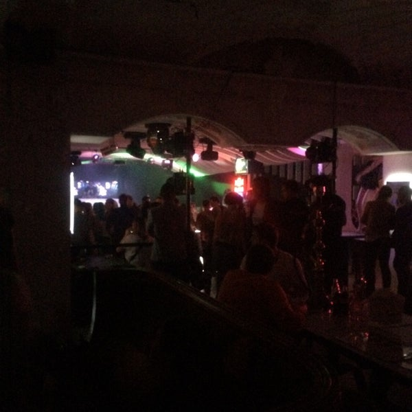 Photo taken at MILO | CLUB by Екатерина Г. on 3/14/2014