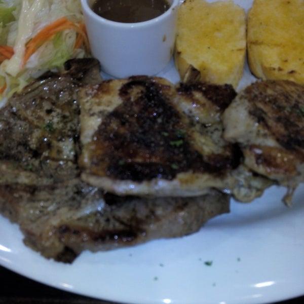 Photo taken at Santa Fe' Steak & More by ĴÎÑ Ž. on 1/4/2015
