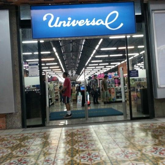 Photo taken at Universal by Luis B. on 1/19/2013