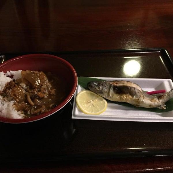 Photo taken at 金具屋 by Saya N. on 12/10/2016